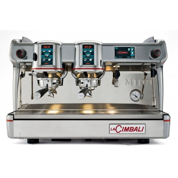 la cimbali m100 dt2 turbo steam tall cup espresso machine. Black Bedroom Furniture Sets. Home Design Ideas