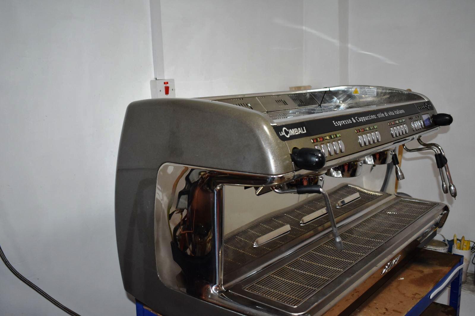 La Cimbali M39 Dosatron 3 Group Automatic Coffee Machine